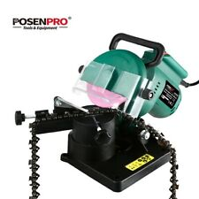 Power Chain Saw Sharpener Grinder Machine Tools Portable Electric