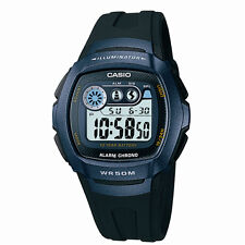 Casio W-210-1bves Mens Illuminator Digital Sports Watch