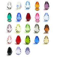 Swarovski Elements Crystal 5500 Teardrop Bead 9mm/ 10.5mm/ 12mm