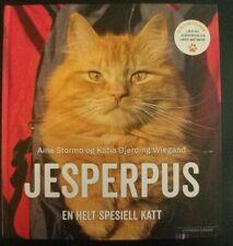Jesperpus En Helt Spesiell Katt-Norway's Skiing Cat Coffee Table Book Norwegian