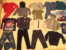 Boys Bundle age 2-3 Hoodies, Jumpers, Long sleeve, Trousers Peppa Pig, Thomas