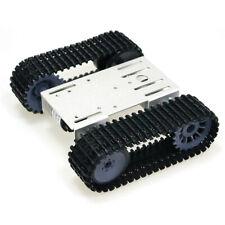 Tracked Robot Smart Car Platform Robotics Kits Robot Tank Crawler Chassis S2X7