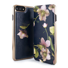 6520fbd07043a9 Ted Baker Earther Womens Floral Branded Mirror Case for iPhone 8 Plus  Arboretum