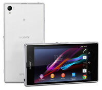 New Original Unlocked Sony Xperia Z1 C6903 16GB Smartphone 20MP Wifi NFC White