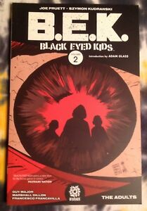 B.E.K. Black Eye Kids Vol 2 / Aftershock Comics - Trade Paperback TPB (new)