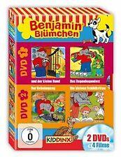 Benjamin Blümchen - Der kleine Hund/Das Regenbogenfest/De... | DVD | Zustand gut