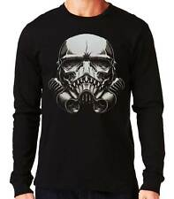 Camiseta Manga Larga Stormtrooper Skull Monster long sleeve shirt