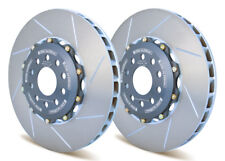Girodisc Front 2-pcs Rotor fits Audi S4 B5 wt Brembo 18Z 6 pot calipers - A1-120