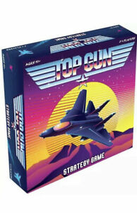 TOP GUN STRATEGY GAME New Sealed, 2 -4 Players Ages 10 +
