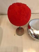 Catellani Post Krisi rossa d20cm lampada da parete/applique PROMO ESPOSIZIONE