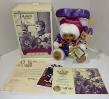 Robert Raikes The Jester Royal Court Collection 1990 Original Box Papers COA