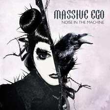 Massive Ego - Noise In The Machine NEW CD
