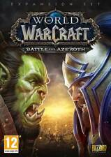 World of Warcraft: Battle for Azeroth (PC) BRAND NEW AND SEALED - QUICK DISPATCH