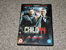 CHILD 44 : 2015 TOM HARDY & GARY OLDMAN THRILLER DVD - IN VGC (FREE UK P&P)