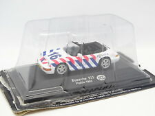Ixo Presse 1/43 - Porsche 911 Politie NL 1993