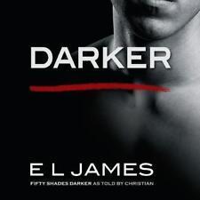 Darker von E L James 14 Audio CDs Fifty Shades Darker As Told By Christian