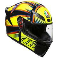 AGV K1 K-1 SOLELUNA Full Face Motorcycle Helmet - FREE PINLOCK!!!