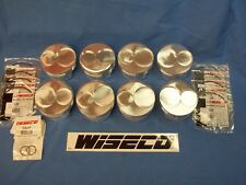NEW OLDSMOBILE PISTONS WISECO FORGED  +6CC DOME PISTONS PART #AW-00293 4.155