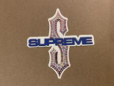 Supreme SS18 Diamonds Sticker