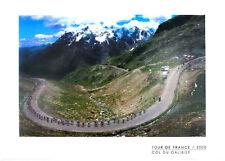Tour de France COL DU GALIBIER Cycling Graham Watson Premium Poster Print