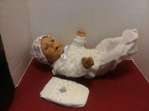 Vintage Newborn Lifelike Reborn antanomically correct Berenguer baby girl