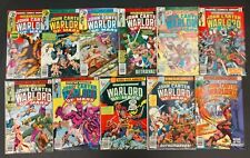 JOHN CARTER WARLORD OF MARS  ERB 1977 #1 TO 28 + 3 ANNUALS COMPLETE NICE BOOKS