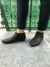 Boots REPETTO noirs taille 41 en cuir