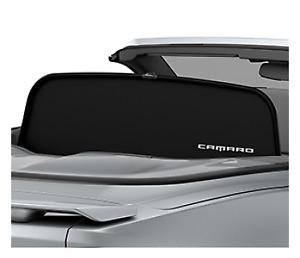 2016-21 Chevrolet Camaro Convertible Windscreen w/ Camaro Script GM NEW 23432014