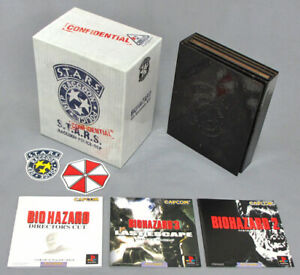 BIOHAZARD (Resident Evil) 15th Anniversary BOX (Condition: Bin's Spacer Missing)