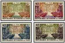 Timbres Flore Togo 271/4 ** lot 25274