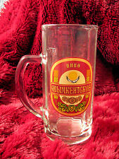 Very Rare Beer Glass from Kazakhstan (1) Sale !