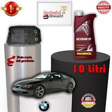 TAGLIANDO CAMBIO AUTOMATICO E OLIO BMW E63 645 Ci 245KW 333CV DAL 2010 -> /1065