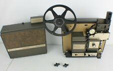 """Vntg Bell Howell 469A Autoload 8mm & Super 8 Multi Motion Projector  """"As- Is"""""""