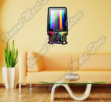 "Tablet Smart Phone Rainbow Paint Wall Sticker Room Interior Decor 20""X25"""