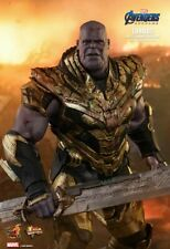 Hot Toys 1/6 MMS564 Avengers Endgame Thanos Battle Damaged Version New