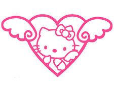 Pegatina 1 Vinilo Hello Kitty   no 20