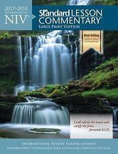 NIV STANDARD LESSON COMMENTARY 2017-2018 - STANDARD PUBLISHING (COR) - NEW PAPER