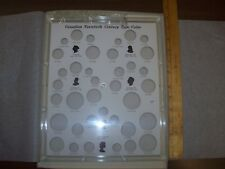 "1 Capital Plastics # CS-69 For Canadian 20th Century Type Coins, ""Comet Holders"""