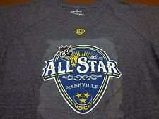 2016 NHL All Star Game Nashville TN Old Time Hockey  Womens Large  T-Shirt   Y8