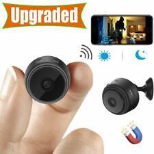 WiFi Mini Camera HD 1080P Nanny Cam Night Vision Motion Detection Video Recorder