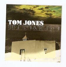 Tom Jones Praise & Blame Welch Booker T Rawlin Sticker