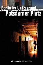 BERLIN IM UNTERGRUND - CD-ROM - POTSDAMER PLATZ