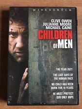 Children of Men (DVD, 2007, Widescreen)
