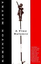 A Fine Balance (Oprah's Book Club), Rohinton Mistry, Very Good Book