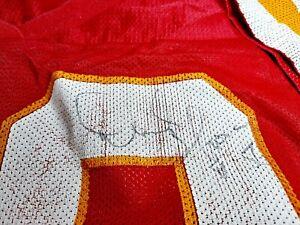 Rare Kansas City Chiefs Derrick Thomas #58 Autographed Jersey no COA