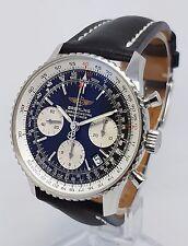 Breitling Navitimer Chronograph A2332212 Men 42mm Steel Watch, Full Set,