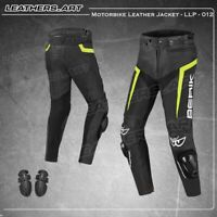 Men berik Misle Motorcycle motorbike racing leather Pant  LLP-012 (USA 38-48)