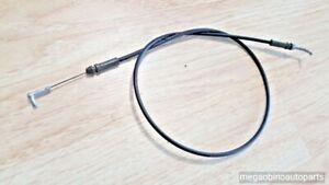 1999-2003 toyota solara front door lock CABLE OPENING black c56