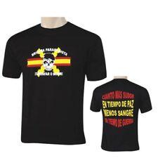 Camiseta Bripac - Calavera  - Brigada paracaidista