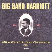 Mike Garrick Jazz Orchestra - Big Band Harriott [CD]
